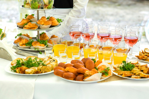 Pies, Eclairs and Drinks